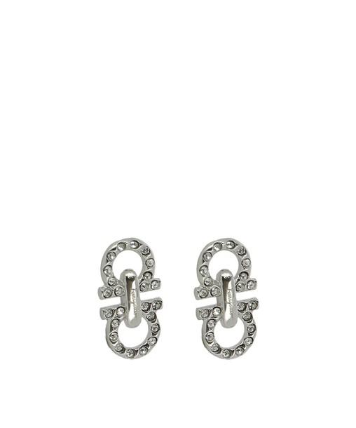 Salvatore Ferragamo silver jewels