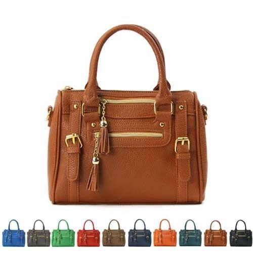 New Womens Shoulder Tote Handbag Faux Leather Purse Fashion Bag Cross Body Style   eBay