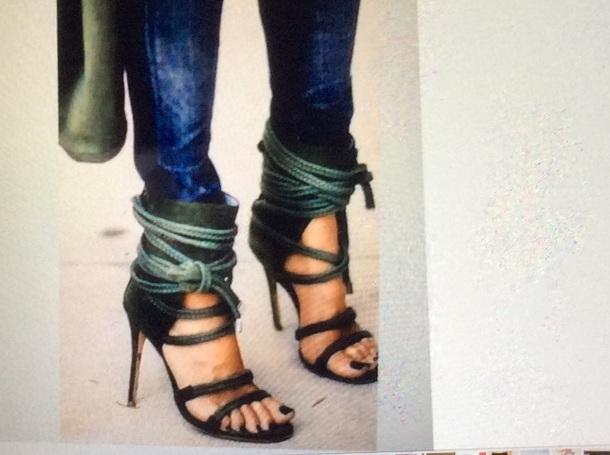 shoes hunter green