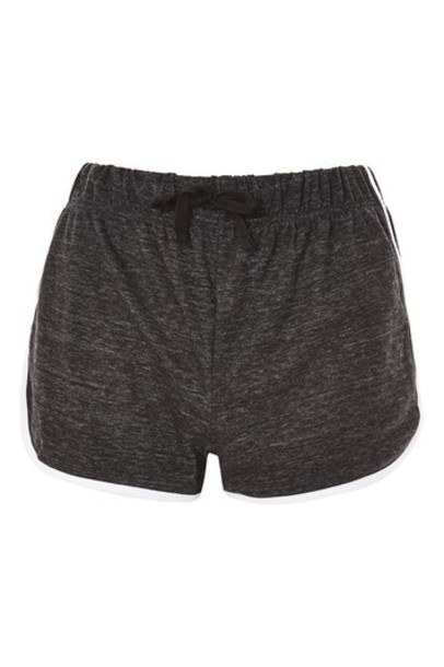Topshop shorts sporty charcoal