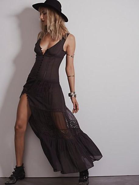 Country Boho Long Dresses