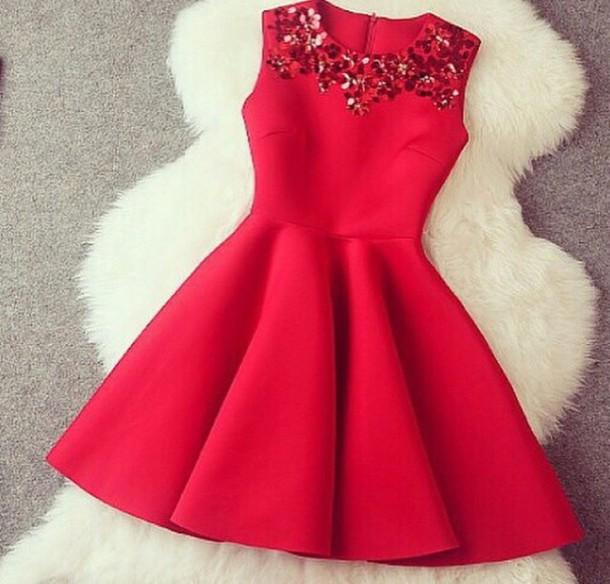 dress short dress skater dress
