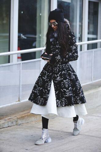 coat hat fashion week 2016 ny fashion week 2016 shoes