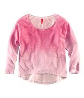 sweater,tie dye,pink