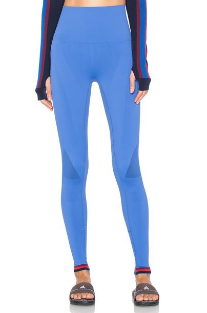 lndr leggings blue pants