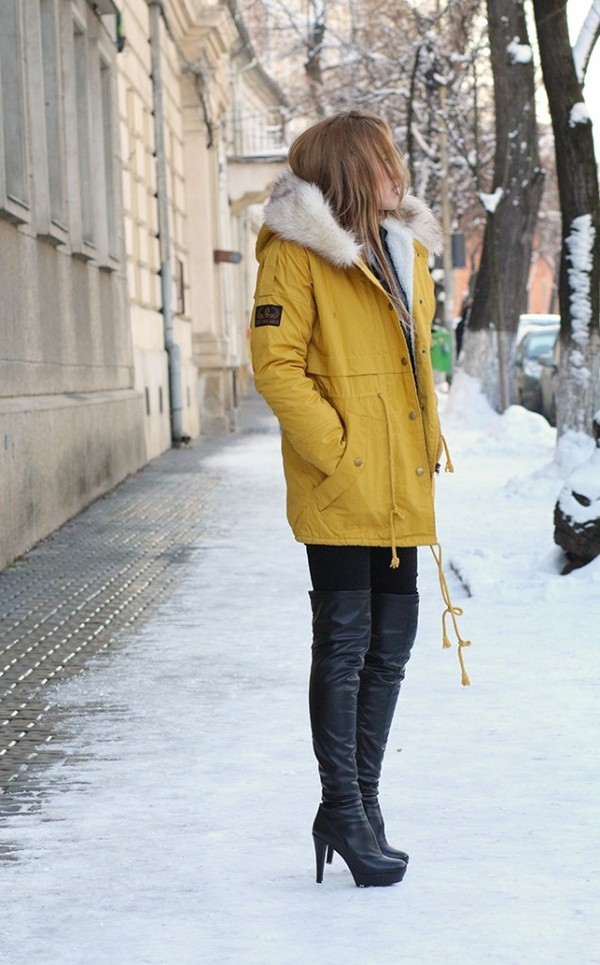 fashion spot coat sweater pants shoes bag jacket