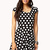Polka Dot A-Line Dress | FOREVER 21 - 2077247565