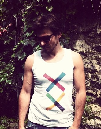 tank top mens tank top minimalist summer mens shirt menswear mens t-shirt