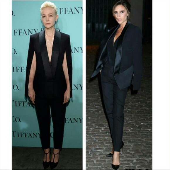 victoria beckham slit arms celebrity style