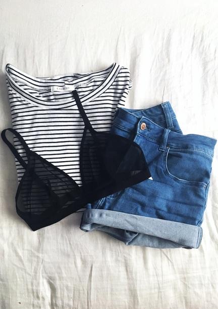 underwear black bralette bralette bra black