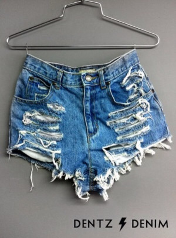 shorts High waisted shorts