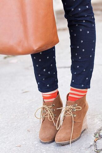 jeans dotted cute cute jeans cute outfits nice nice outfit girly girly outfits tumblr blue denim