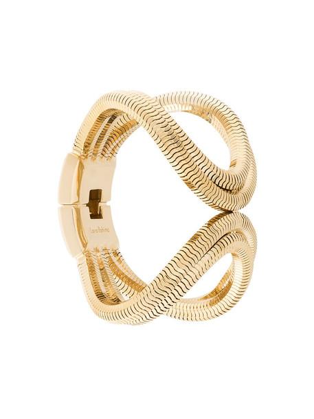 Lara Bohinc women gold grey metallic jewels