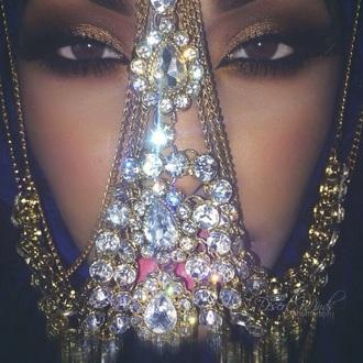 jewels diamonds bindi hair accessory fashion