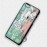 Ohana Means Family Lilo and Stitch - iPhone 7 6 5 SE Cases & Covers