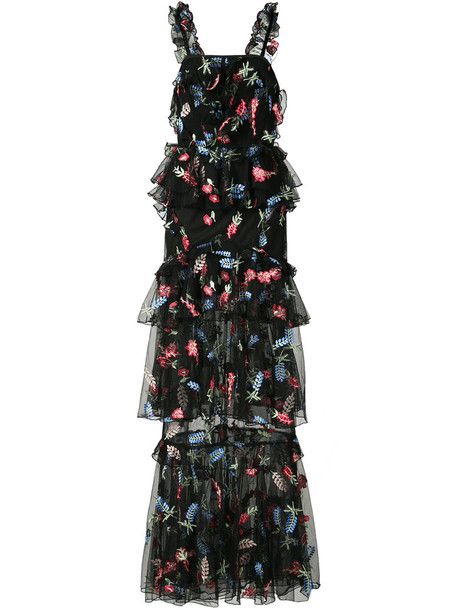 Alice McCall gown women black dress