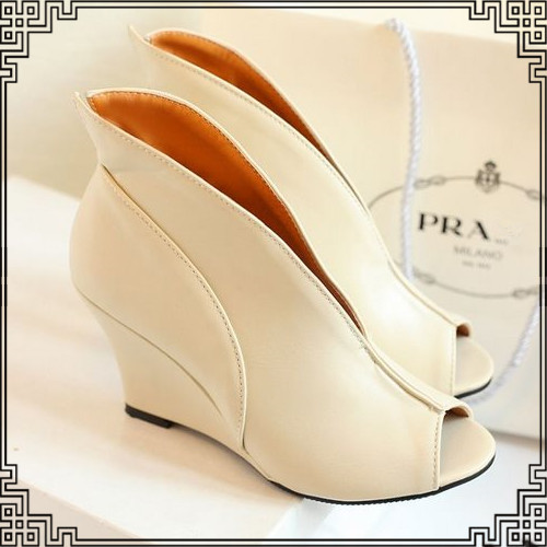 Aliexpress.com : Buy Sexy High heels Peep Toe Pumps for Women New Arrival 2014 Fashion Wedges Casual Wedding Summer Shoes Big Size 34 43 FDM333 from Reliable pumps fashion suppliers on E shoes
