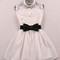 #513 pearl puff dress