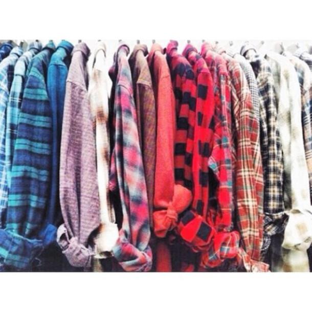 blouse shirt flannel shirt flannel flannel shirt top