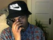 hat,black,nike,bucket hat