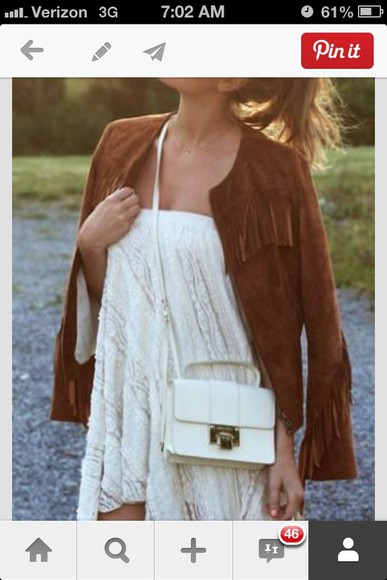 dress pinterest bag jacket