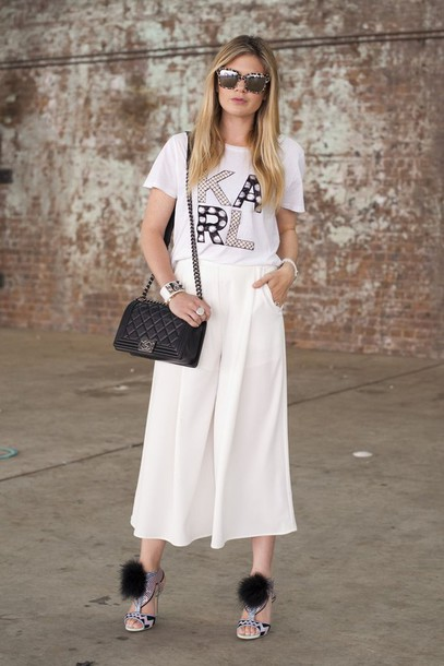 http://picture-cdn.wheretoget.it/k3wafm-l-610x610-shoes-office+outfits-pants-palazzo+pants-white+pants-t+shirt-white+t+shirt-bag-chanel+bag-chanel-sunglasses-mirrored+sunglasses-sandals-pom+pom+sandals-aztec-bracelets-hermes.jpg