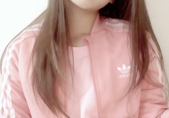 jacket pink adidas adidas tracksuit baby pink track top adidas jacket pink and white light pink adidas jacket light pink