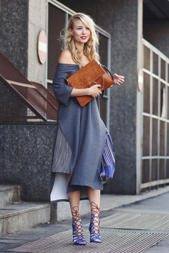 ohh couture blogger top t-shirt jumpsuit bag