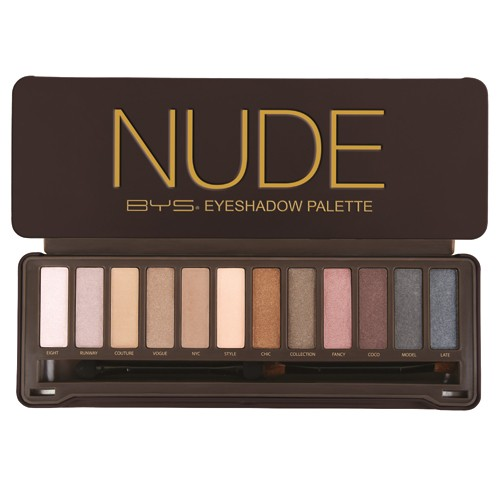 Nude brand makeup