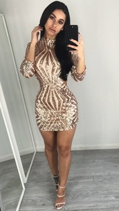 dress,gold,sequins,nude