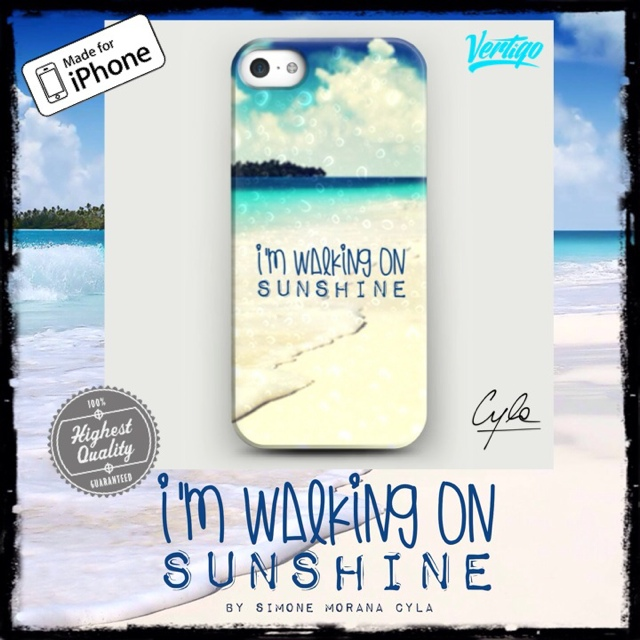 I'M WALKING ON SUNSHINE by Simone ... | Vertigo Official Store | Depop