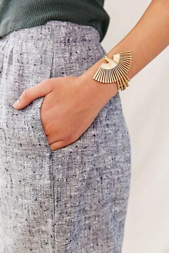 jewels birds gold fashion bracelets festival beautiful freevibrationz