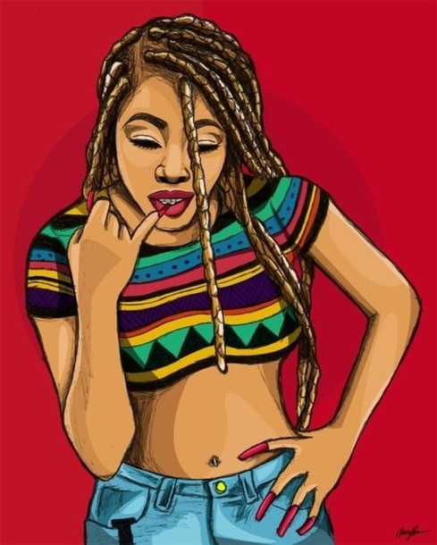 Shirt: braid, poetic justice, friday, aztec, tribal ...