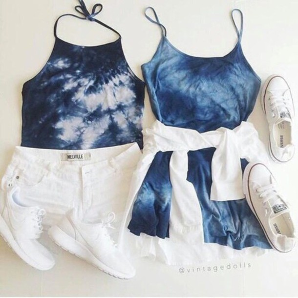 Summer hipster tumblr outfits