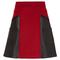 Varsity a-line skirt by coach 1941 | moda operandi