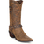 Durango Crush Tan Heartbreaker Cowboy Boots - Women's Cowboy Boots | Al-Bar Ranch