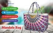 bag,shoulder bag,shopping bag,hippie bag,travel bag,women fashion,handbag,mandala bags