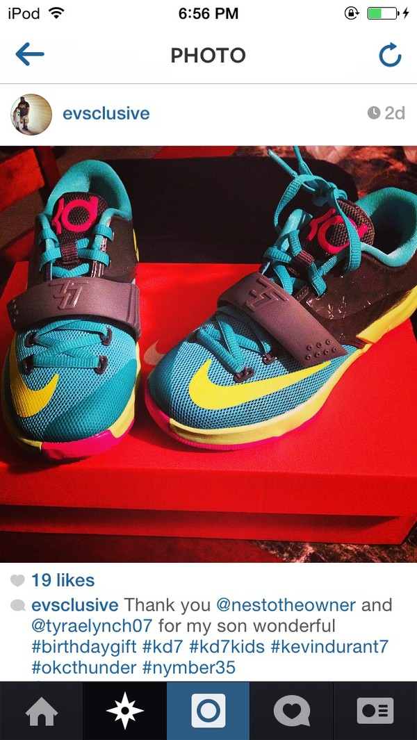 shoes kd 7 kevin durant