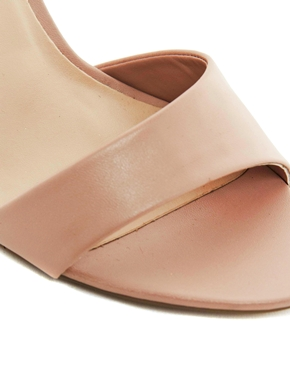 New Look | New Look Taste Nude Single Sole Sandals at ASOS