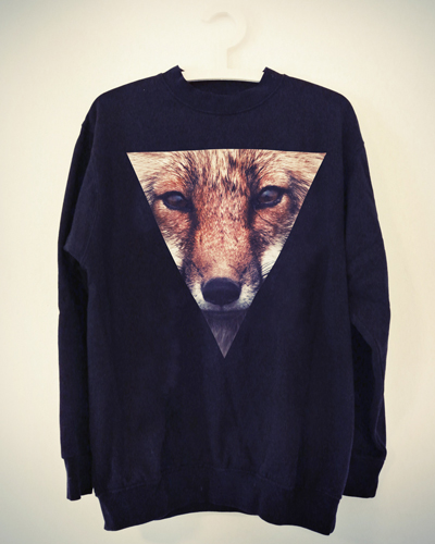 PrettySucks / Fox Sweatshirt: 39,00 EUR