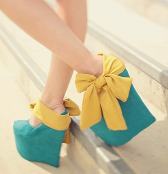 shoes heels wedges