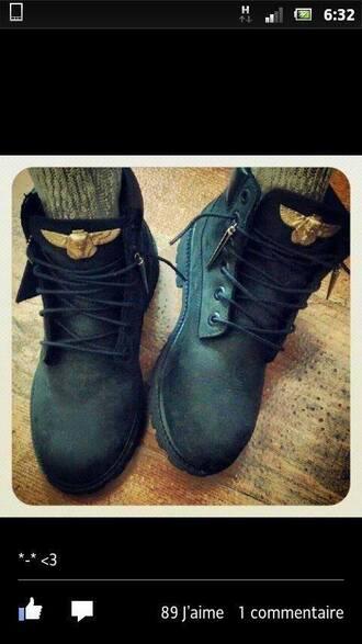shoes boy london black timberlake blogger style black timberlands