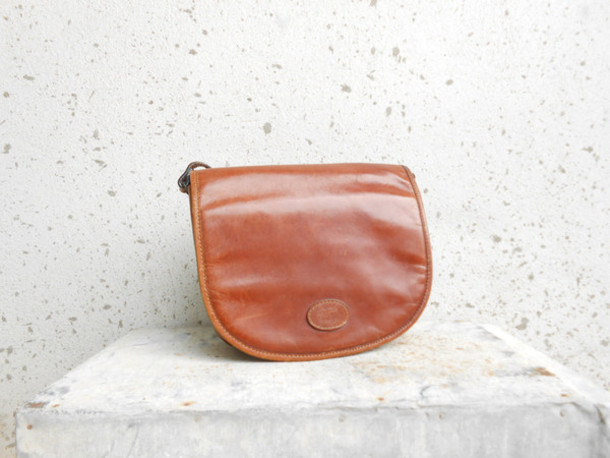 bag purse leather purse vintage bag brown leather bag brown leather purse vintage shoulder bag cowhide bag vintage vintage crossbody bag