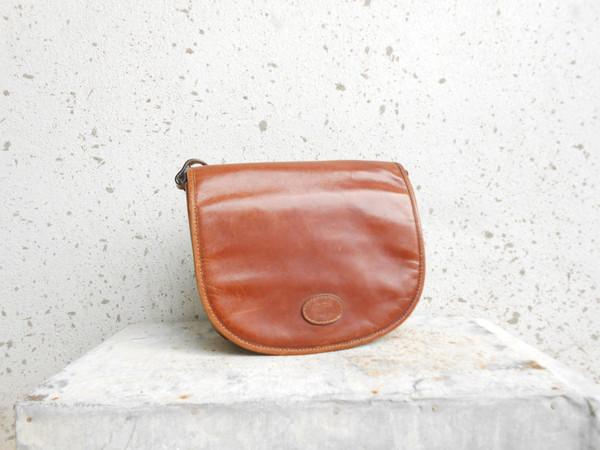 bag purse leather purse vintage bag brown leather bag brown leather purse vintage shoulder bag cowhide bag vintage vintage crossbody bag