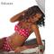 Aliexpress.com : buy bikini 2017 push up swimwear women biquini polka dot swimsuit bow striped thong bikini bottom brazilian bikini maillot de bain from reliable bikini beachwear suppliers on telaura beachwear store