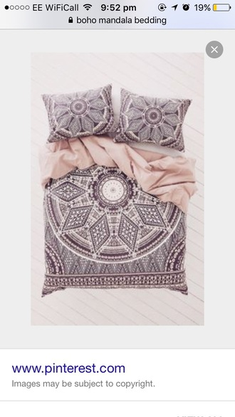 home accessory bedding mandala black nude room decorations