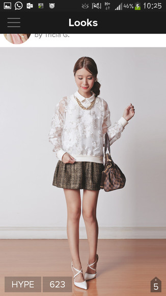 blouse white lace top lace shirt white blouse white blouses lace blouses lace blouse shirt lace shirts cute lace dress