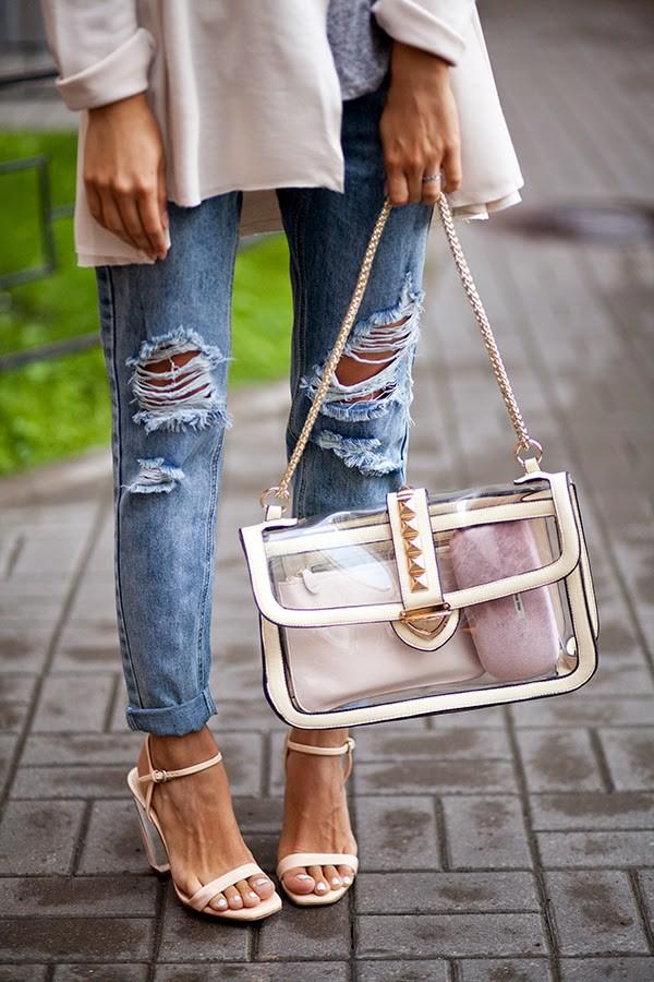 acid coke jeans bag t-shirt shoes coat