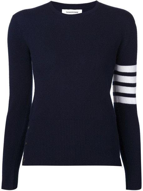 Thom Browne sweater women blue