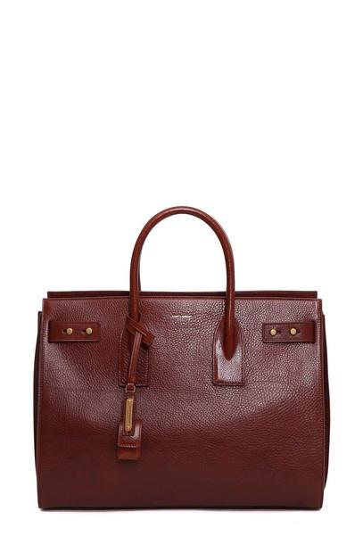Saint Laurent handbag camel bag